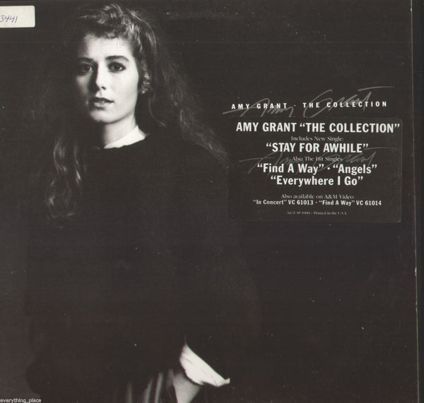 Amy Grant The Collection Vinyl Record Album