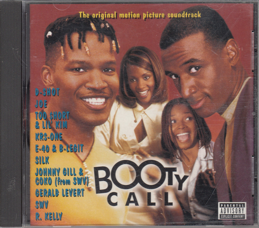 Booty Call Soundtrack CD