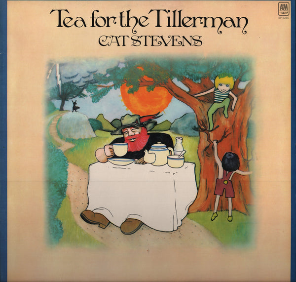 Cat Stevens Tea For The Tillerman Vinyl Record Album Front