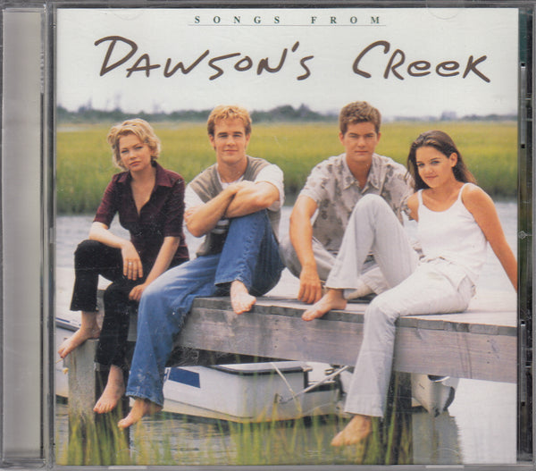Songs From Dawsons Creek CD