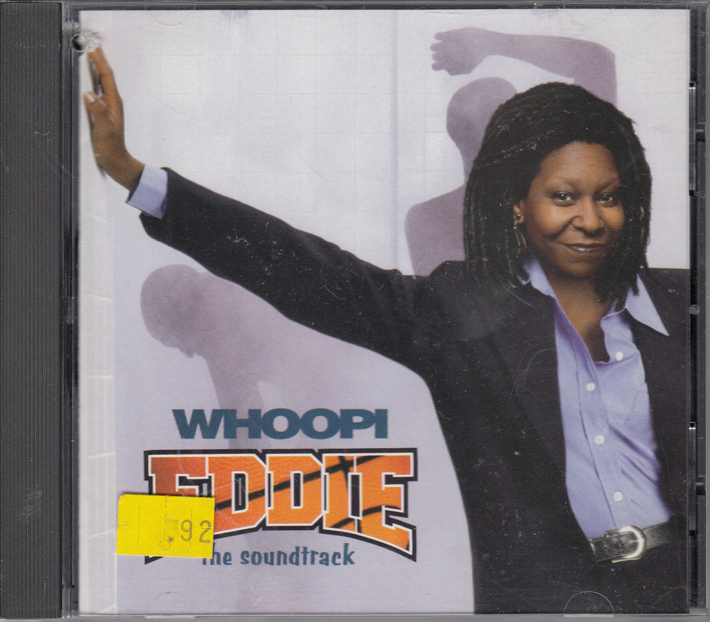 Eddie The Soundtrack CD Starring Whoopi Godlberg