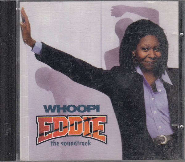Eddie The Soundtrack CD Starring Whoopi Goldberg