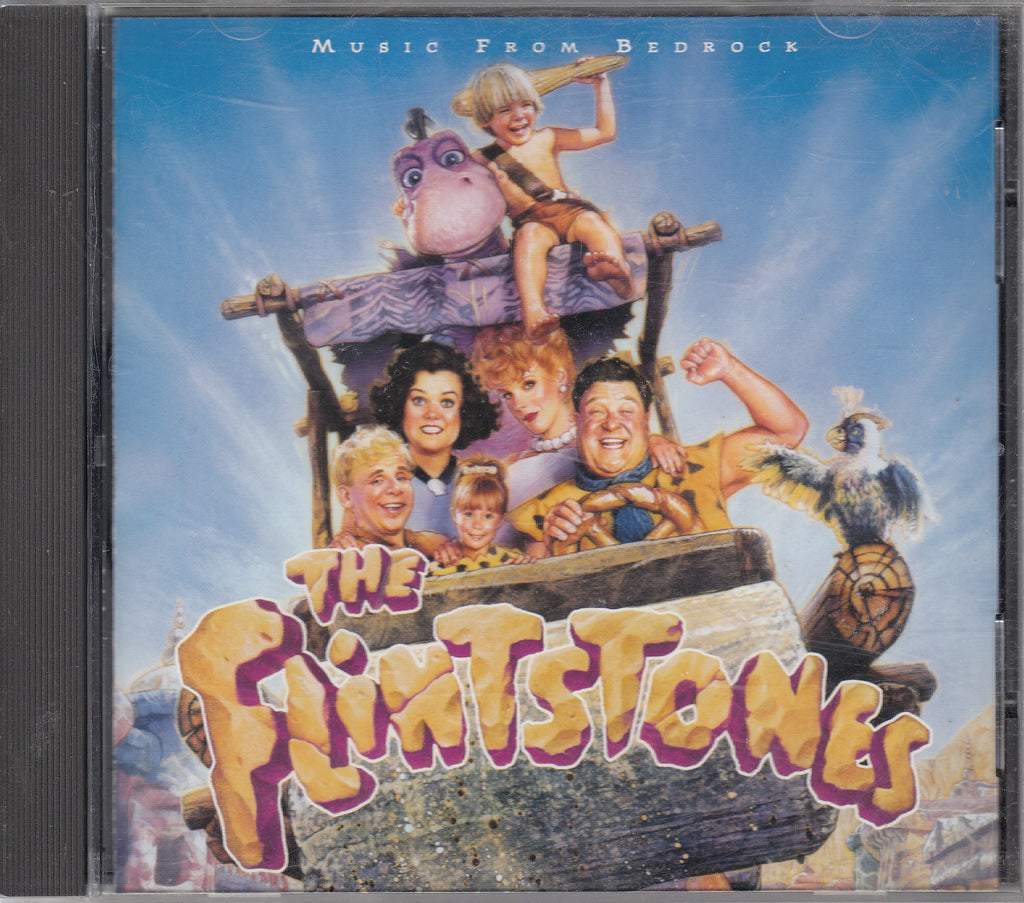 The Flintstones: Music From Bedrock Soundtrack CD