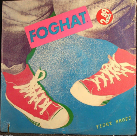 Foghat Tight Shoes Sealed Vinyl Record Album