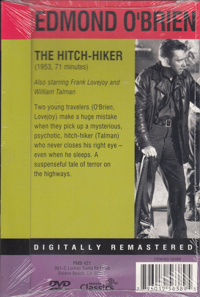 Hitchhiker [DVD] [1953]