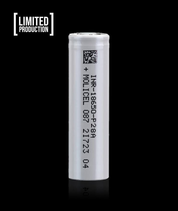 Molicel P28A 18650 Battery [Limited Production] - Fogstar
