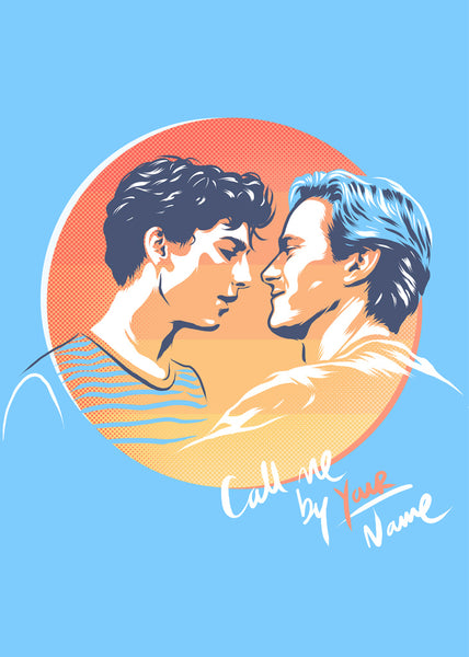 'Call me by your name' Print