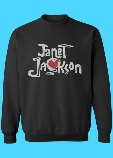 Poetic Janet Sweatshirt
