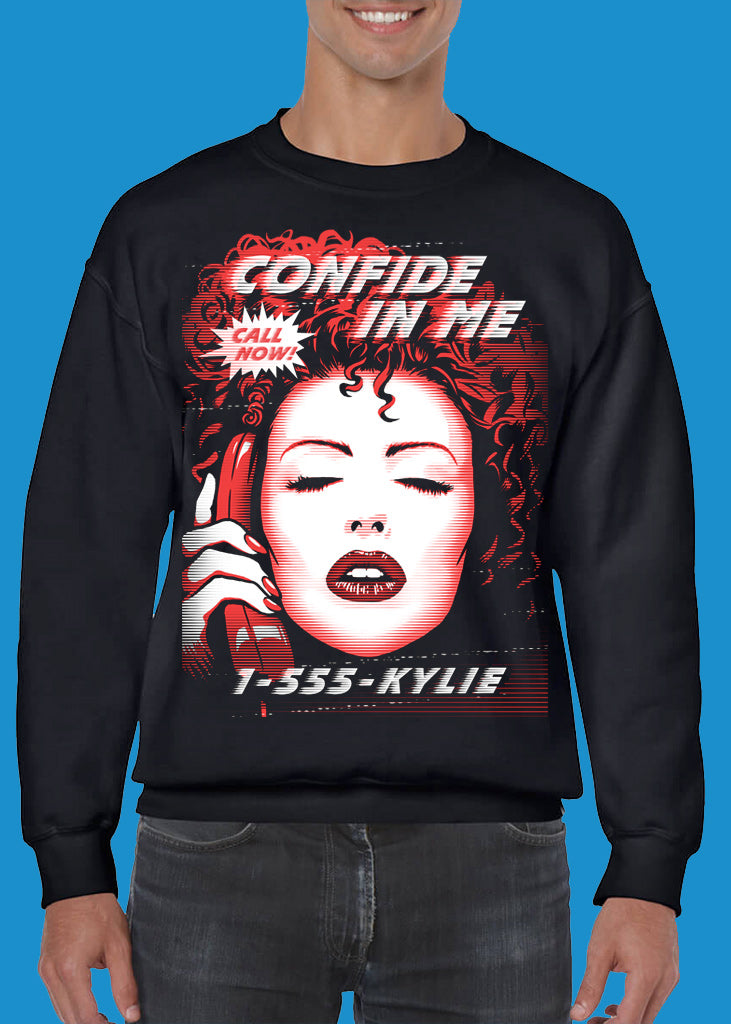 Kylie 'Confide' Sweatshirt Man
