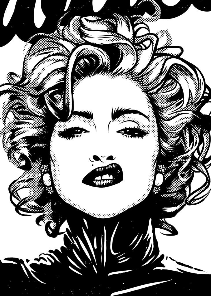 Madge 'Pop-Tartz' Print