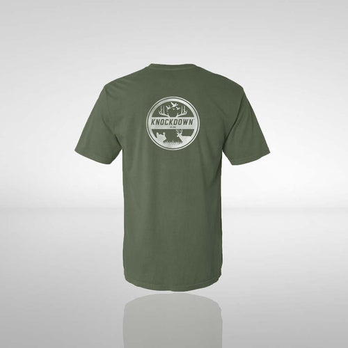 Men's Moss Badge 'Every Season' T-Shirt
