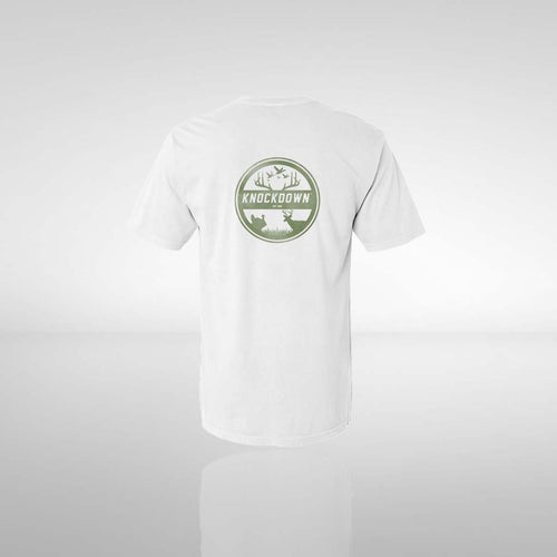 Men's White Badge 'Every Season' T-Shirt