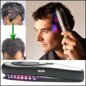 Light Therapy Hair Comb