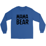 Long Sleeve Unisex Tee - Papa/Mama Bear