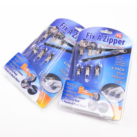 2 Pack - Fix A Zipper - As Seen On TV