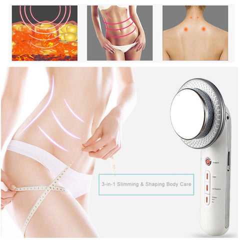Ultrasonic Fat & Cellulite Remover - Cavitation Infrared Massager