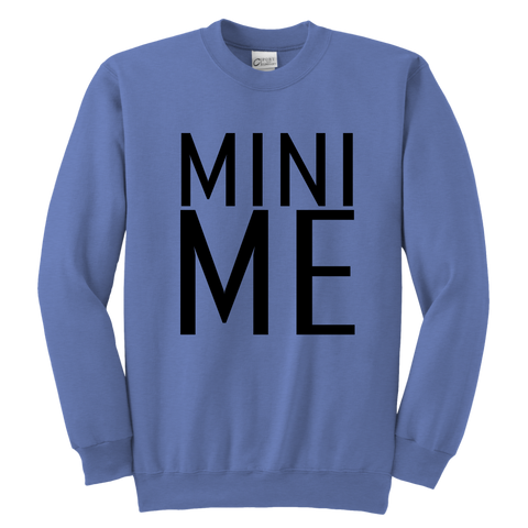 Youth Crewneck Sweatshirt - Mini Me