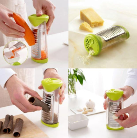 Cheese Grater Container
