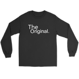 Long Sleeve Unisex Tee - The Original/REmix