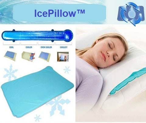 ArticPillow™ Cool and Comfy Sleep