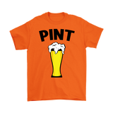 Mens T-Shirt - Pint/Half Pint
