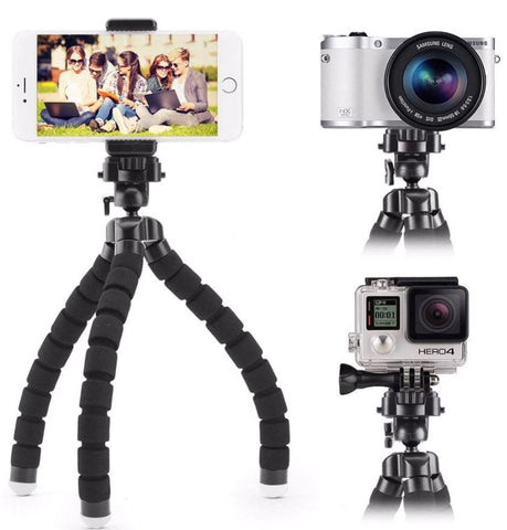 Octopus Tripod Phone With Selfie Remote