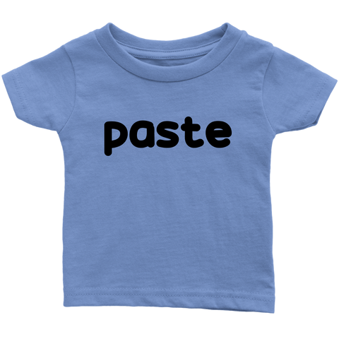 Infant T-Shirt - Copy Paste