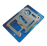 11 in 1 Multi-Tool Credit Card
