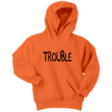 Youth Hoodie - Trouble Maker