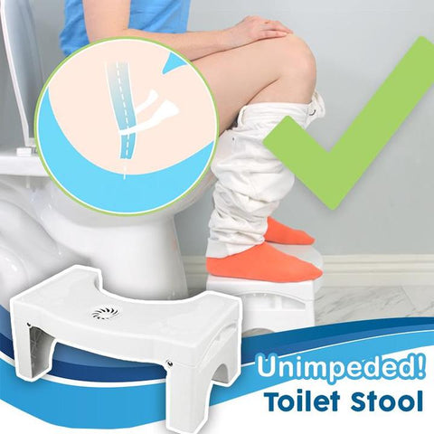 Squatting Toilet Stool