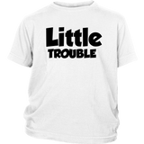 Youth Shirt - Big/Little Trouble