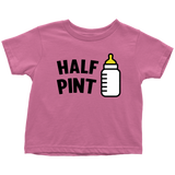 Toddler T-Shirt - Pint/Half Pint