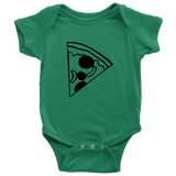 Baby Bodysuit - Pizza