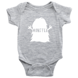 Baby Bodysuit - I Created a Monster