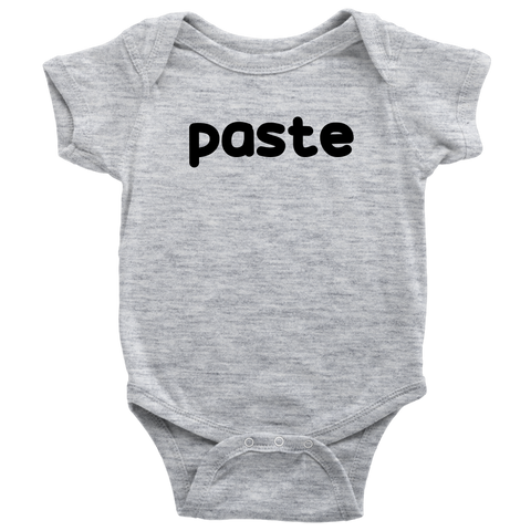 Baby Bodysuit - Copy Paste