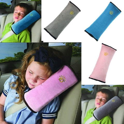 Safety Belt Pillow
