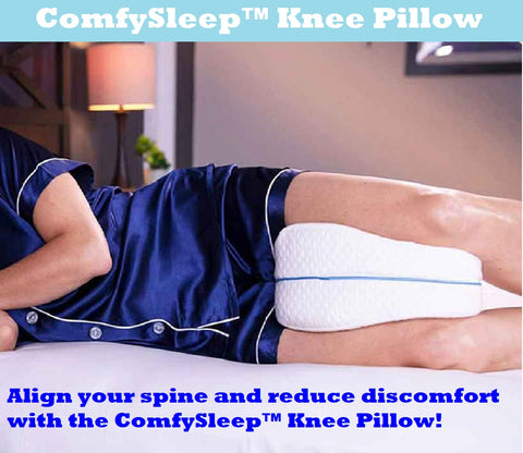 ComfySleep™ Knee Pillow