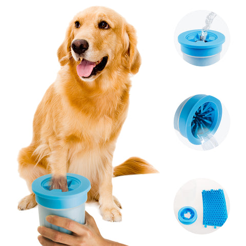 Easy Dog Paw Cleaner