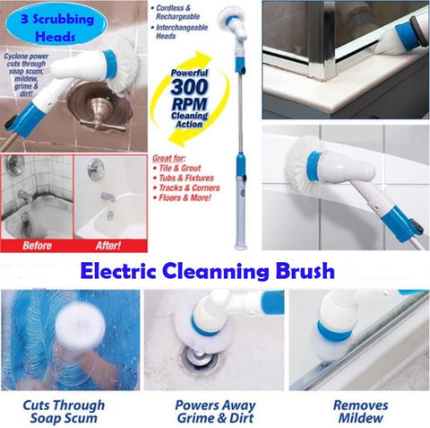 Electric Cleanning Brush