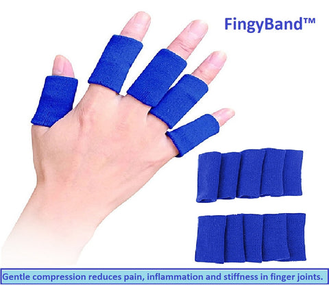 FINGER ARTHRITIS GUARD BANDS