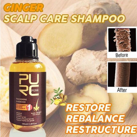 Ginger Stimulating Hair Growth Shampoo