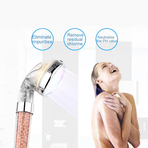 Ion Spa Vitamin C Shower Head