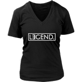 Womens V-Neck - Legend/Legacy