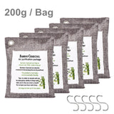 Charcoal Bamboo Air Purifying Bag (5 Bag Set)