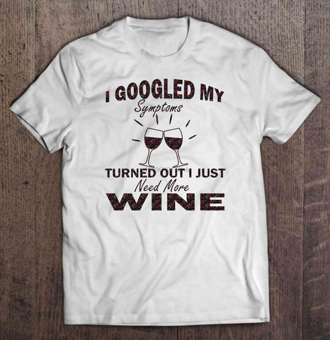 Wine Lovers T-Shirt