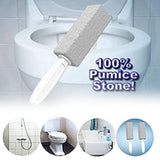 2 Pcs Magic Toilet Cleaning Stone