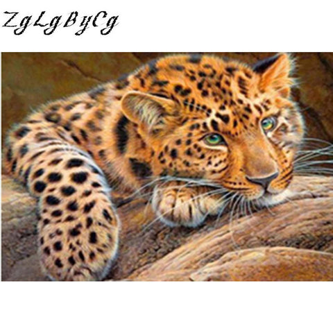 Diamond Art Kit- Tiger -