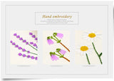 Embroidery Pattern Kit