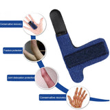 Adjustable Finger Splint