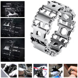 Multi-Tool Stainless Steel Bracelet